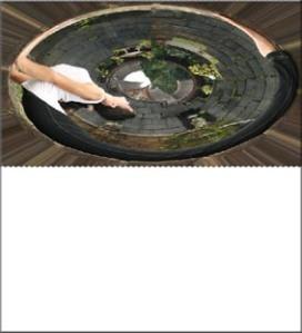 Membuat Efek Bayangan Diatas Air